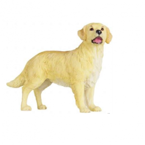 Golden Retriever beeldje