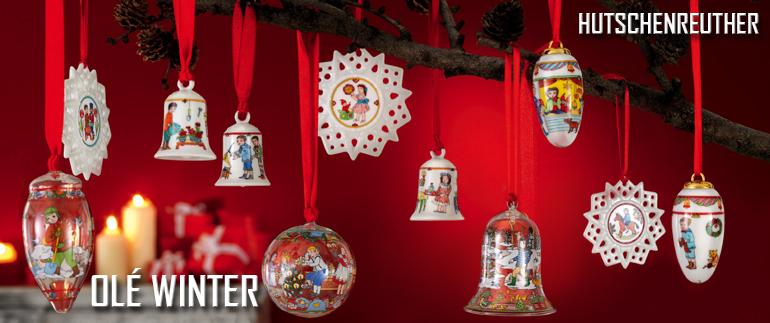 Hutschenreuther kerstklok