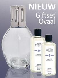 Lampe Berger Giftset Ovaal Ovale Startset Ovale Startersset Lampe Berger