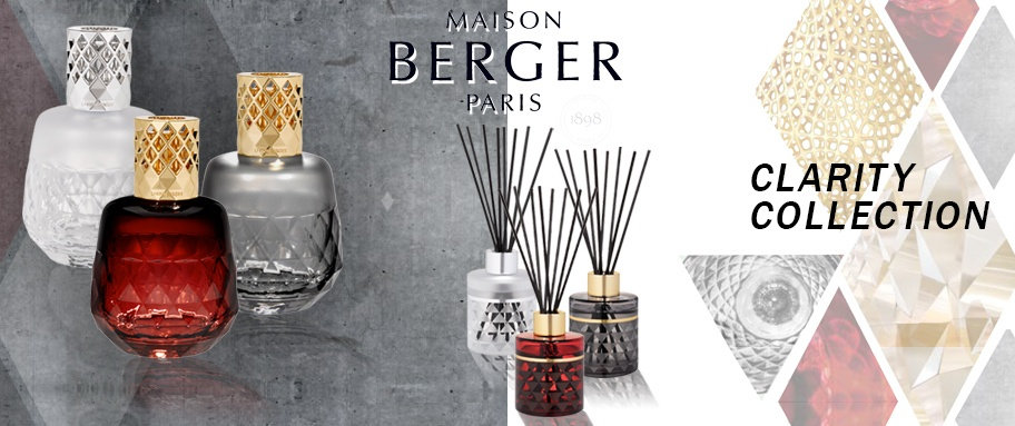 Maison Berger Lampe Berger Clarity Collectie