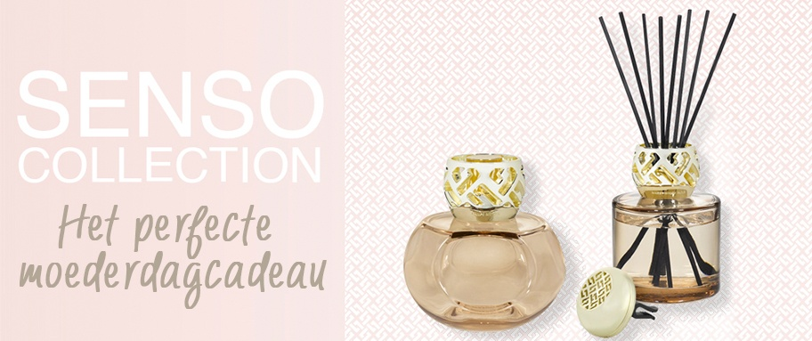 Senso collectie Maison Berger Lampe Berger